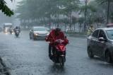Vùng áp thấp có thể mạnh thêm, mưa diện rộng từ Đà Nẵng-Bình Thuận