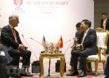 Mỹ đánh giá cao lập trường nhất quán của Việt Nam về vấn đề Biển Đông