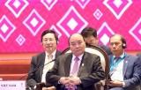 Thủ tướng dự Phiên toàn thể Hội nghị Cấp cao Đông Á lần thứ 14