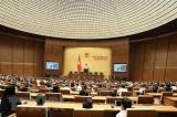 Quốc hội thảo luận về công tác tư pháp, phòng chống tội phạm