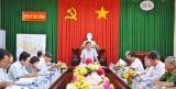 Châu Thành: Chủ động tham mưu, thực hiện nhiệm vụ kiểm tra, giám sát
