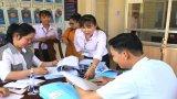 Vĩnh Hưng: Tỷ lệ văn bản đi được ký số đạt 99,38%