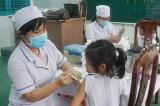 Bến Lức, Tân Thạnh: Trên 5.500 trẻ được tiêm vắc xin uốn ván -  bạch hầu