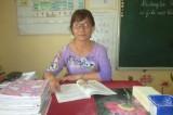 Cô giáo dạy giỏi ở vùng sâu