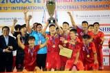 U21 Việt Nam vô địch giải đấu U21 Quốc tế Báo Thanh Niên 2019