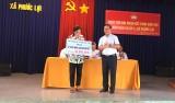 Bến Lức: Khu dân cư ấp 4, xã Phước Lợi tổ chức Ngày hội Đại đoàn kết toàn dân tộc