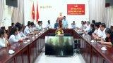Nguyên Chủ tịch nước – Trương Tấn Sang dự lễ tiếp nhận kinh phí ủng hộ Quỹ học bổng Võ Văn Tần