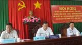 Tân Thạnh: Sơ kết quy chế phối hợp hoạt động giữa Thường trực HĐND-UBND-UBMTTQVN huyện