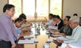 Châu Thành: Cần bảo đảm 100% thủ tục hành chính được niêm yết công khai đúng quy định