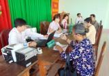 Châu Thành: Phòng Giao dịch Ngân hàng Chính sách xã hội cho vay 51,587 tỉ đồng