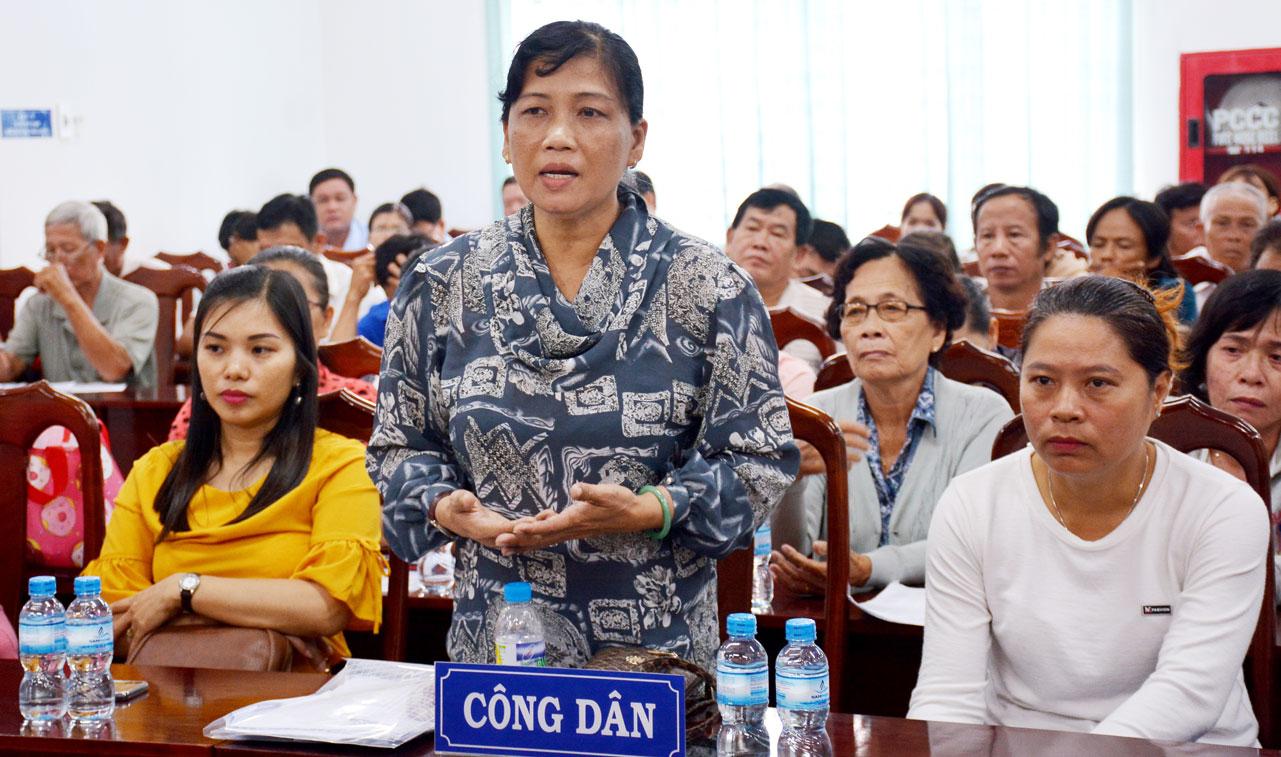 Người đứng đầu cấp ủy, chính quyền các cấp cần thực hiện nghiêm việc tiếp công dân để nắm bắt tâm tư, nguyện vọng, kiến nghị, phản ánh của công dân