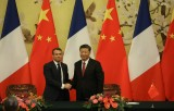 Thế cân bằng mong manh trong quan hệ giữa Pháp và Trung Quốc