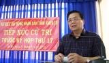 Bí thư Tỉnh ủy, Chủ tịch HĐND tỉnh Long An – Phạm Văn Rạnh tiếp xúc cử tri tại Đức Hòa