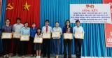 TP.Tân An: Khen thưởng 16 tập thể, cá nhân trong công tác Đoàn - Đội năm học 2018 - 2019