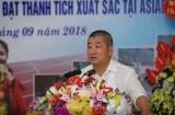 Ông Hoàng Vệ Dũng tiếp tục làm chủ tịch Liên đoàn Điền kinh Việt Nam