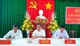 Đại biểu HĐND tỉnh tiếp xúc cử tri xã Lương Bình