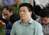 Bị can Hà Văn Thắm lần thứ hai bị truy tố vi phạm quy định về cho vay