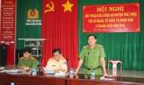 Công an huyện Thủ Thừa đối thoại với nhân dân về quản lý hành chính