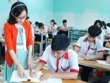 Cô giáo trẻ đầy nhiệt huyết
