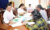 Phòng Giao dịch Ngân hàng CSXH Cần Đước phát huy hiệu quả vốn tín dụng cho vay học sinh, sinh viên
