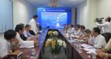 Lãnh đạo UBND tỉnh Long An làm việc với nhà đầu tư, đơn vị tư vấn về dự án nhà máy nhiệt điện khí