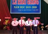 Trường Cao đẳng Sư phạm Long An khai giảng năm học 2019 - 2020