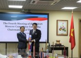 Việt Nam đảm nhận cương vị Chủ tịch Ủy ban ASEAN-Moskva