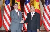 Hoa Kỳ ủng hộ lập trường của Việt Nam và ASEAN về vấn đề Biển Đông