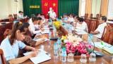 HĐND huyện Bến Lức giám sát UBND huyện về kết quả giải quyết kiến nghị của cử tri