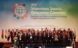 Đoàn công tác tỉnh Long An dự Hội nghị quốc tế về Saemaul Undong tại Hàn Quốc