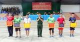 Bộ CHQS tỉnh Long An tổ chức Hội thi Thể dục thể thao năm 2019