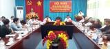 Tân Trụ tổ chức đối thoại với các chức sắc tôn giáo