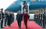Thủ tướng trả lời phỏng vấn báo chí nhân dự hội nghị ASEAN-Hàn Quốc