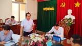 Tổ đại biểu HĐND tỉnh họp tổ thảo luận đóng góp ý kiến trước kỳ họp thứ 17 HĐND tỉnh khóa IX