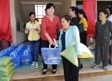 Phụ nữ Đức Hòa: Chung tay xây dựng nông thôn mới