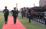 Phát triển nội hàm quan hệ đối tác chiến lược toàn diện Việt Nam-Ấn Độ