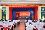Huyện ủy Cần Giuộc tổng kết chương trình đột phá, công trình trọng điểm Đại hội Đảng bộ huyện nhiệm kỳ 2015-2020