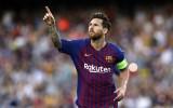 Messi vượt Ronaldo, lập thêm kỷ lục ở Champions League