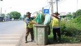 Triển khai kế hoạch tổ chức phát động phong trào bảo vệ môi trường, chống rác thải nhựa và thu gom, xử lý rác thải