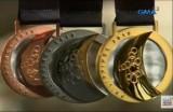 SEA Games 30: Bật mí về các mẫu thiết kế huy chương Vàng, Bạc và Đồng