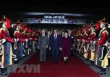 Thủ tướng Nguyễn Xuân Phúc kết thúc tốt đẹp chuyến thăm Hàn Quốc