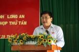 Cử tri huyện Vĩnh Hưng quan tâm vấn đề đời sống, sản xuất