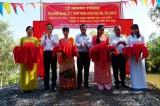 Thủ Thừa: Khánh thành cầu giao thông nông thôn do VWS hỗ trợ