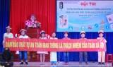 Cần Giuộc: Hội thi tuyên truyền an toàn giao thông cho học sinh