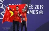 SEA Games 30: Đoàn Việt Nam kết thúc ngày đầu tiên với 10 HCV