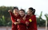 Tuyển nữ Việt Nam gặp chủ nhà Philippines ở bán kết SEA Games 30