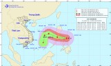 Gió mạnh trên biển, Việt Nam chuẩn bị đón cơn bão số 7