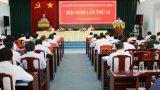Khai mạc Hội nghị Ban Chấp hành Đảng bộ tỉnh Long An lần thứ 18