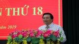 Hội nghị Tỉnh ủy Long An lần thứ 18 thông qua 21 chỉ tiêu Nghị quyết