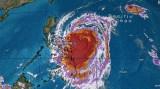 Bão Kammuri giật cấp 17 sẽ đi vào Biển Đông trong ngày 03/12